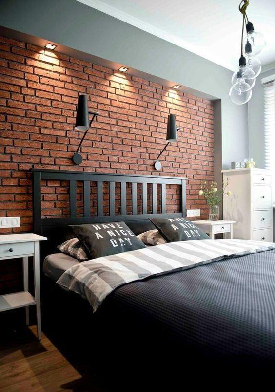 +30 Modern bedroom wall design ideas 2019