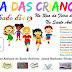 Evento do dia das crianças, acontecerá sábado dia 13 no Bairro do Santo Antonio, com brincadeiras e brindes