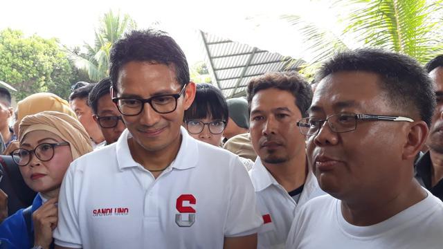 4 Tahun Pemerintahan Jokowi-Kalla, Ini Kritikan Sandiaga Uno