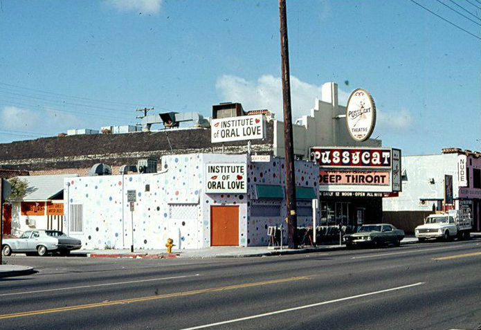 Los adult angeles theater