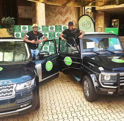 Glo likely to drop P-Square, Sammy Okposo & Burna Boy as ambassadors