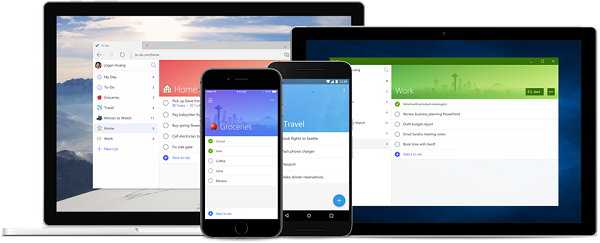 Microsoft releases To-Do task management app for Android, iPhone and Windows 10