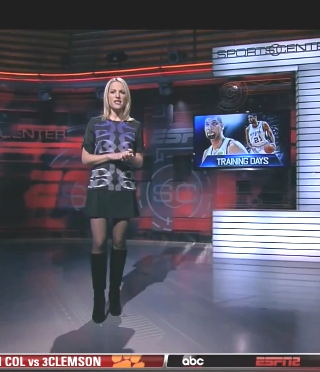The Appreciation Of Booted News Women Blog Espn S