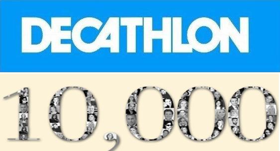 شركة ''ديكاتلون'' العالمية تعتزم توفير 10 ألاف منصب شغل بمدينة وجدة
