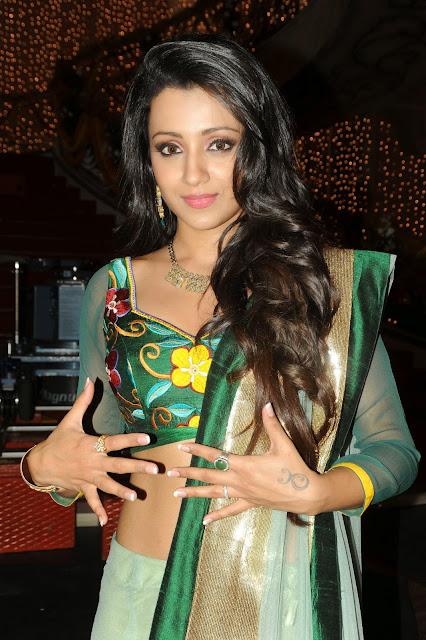 trisha krishnan hot Naval side show