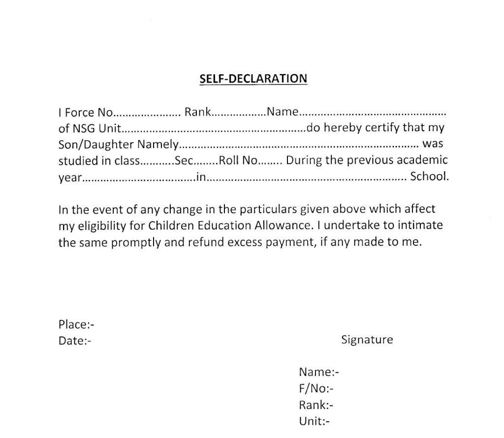 Children-education-allowance-School-Certificate-Format