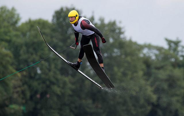 Alemania se llevó el oro en los saltos del esquí acuático y ya tiene 12 triunfos en Juegos Mundiales 2017