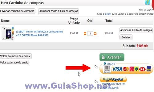 tutorial Como Comprar no site TinyDeal.com