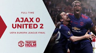 Video Gol Ajax Amsterdam vs Manchester United 0-2 Final Liga Europa 2016-2017