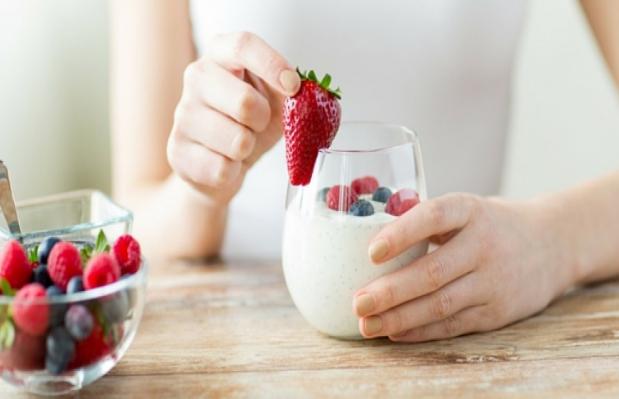 aturan minum yoghurt untuk diet