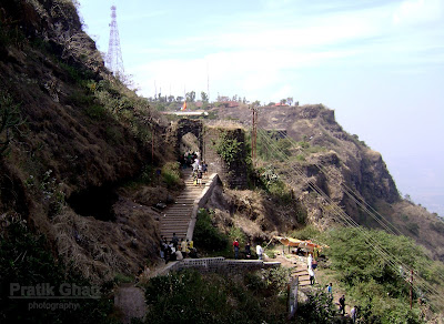 Sinhagad fort - a place visit in Pune