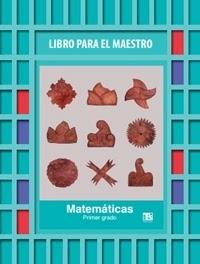 Libro Para el maestro Telesecundaria Matemáticas Primer grado 2019-2020