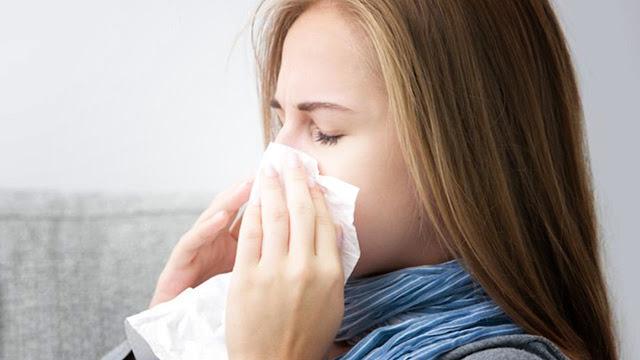 infeksi saluran pernapasan