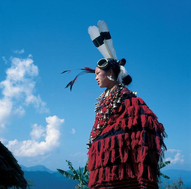 Nagamese Traditional Attire