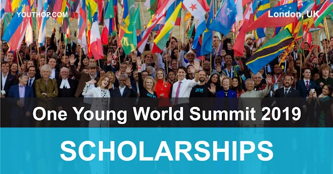 2020 Johnson & Johnson One Young World Fully funded OYW Summit in London