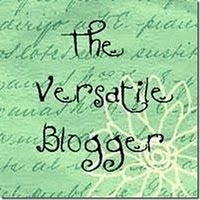 The Versitile Blogger Award