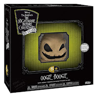Funko 5 Star Nightmare Before Christmas Figures Oogie Boogie with Spider 001