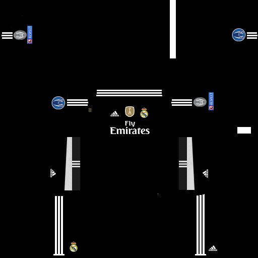 512x512 Kits Real Madrid Portero Bcma
