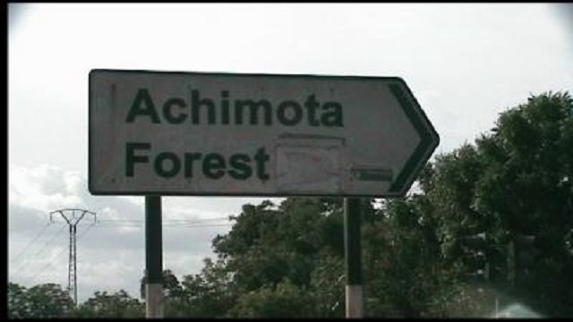 Agreement to make Achimota Forest ecopark signed