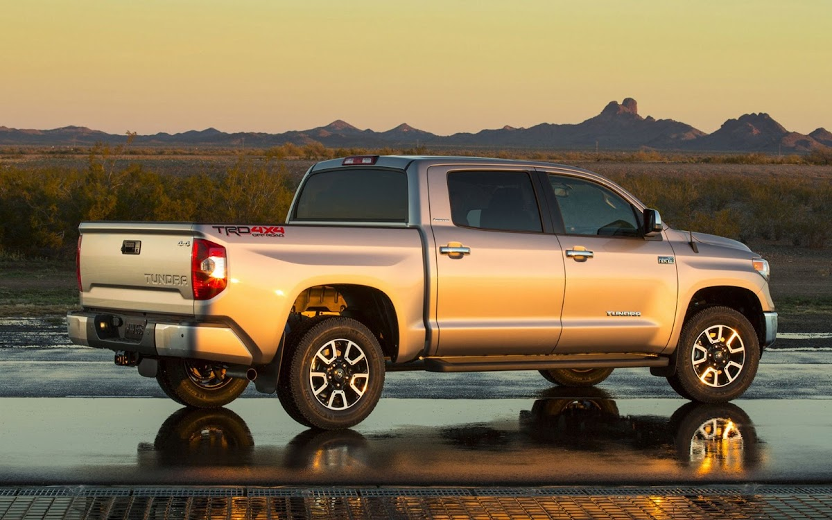 2014 Toyota Tundra Widescreen HD Wallpaper 6