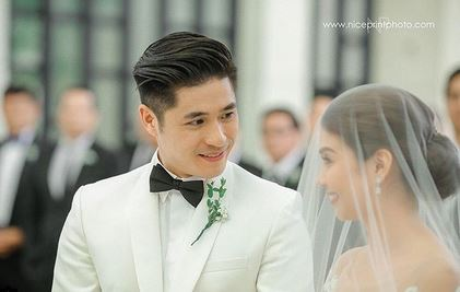 8 Most Beautiful Moments In Kaye and Paul Jake's Wedding in Cebu