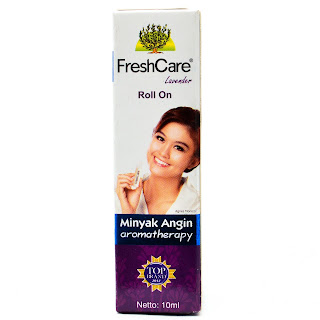 Freshcare Lavender Roll On (Minyak Angin Aromatherapy)