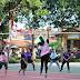 Turnamen Bola Voli Purnama Cup Sarana Para Ibu Rumah Tangga Raih Prestasi