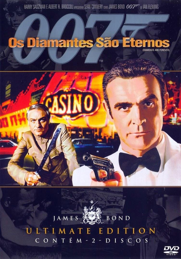 007: Os Diamantes São Eternos – Legendado (1971)