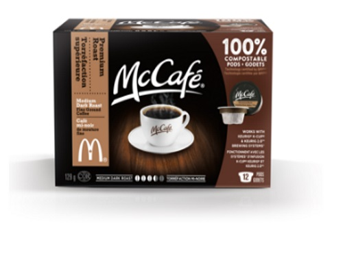 Another Free McDonald's McCafe Samples