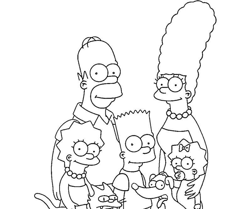 Simpsons Characters | Yumiko Fujiwara