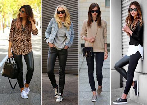 Calça  legging: como usar?