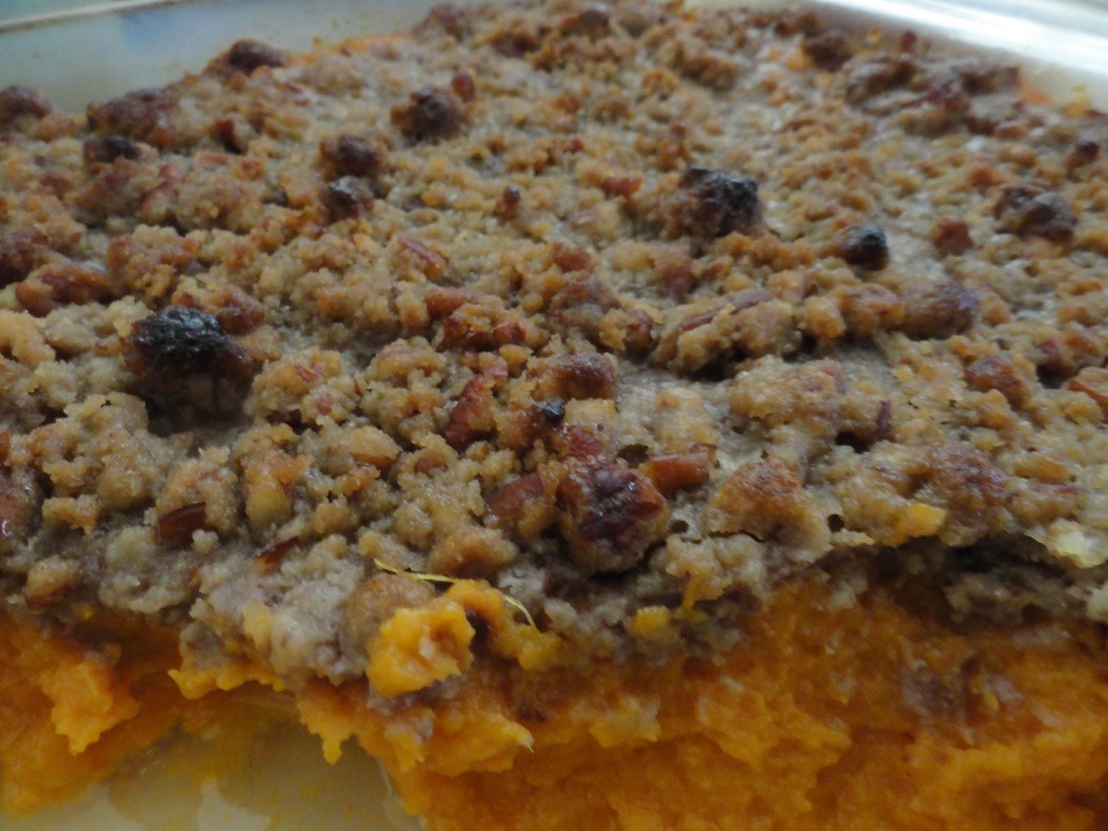 Hungry Hintons Yam Or Sweet Potato Souffle
