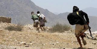 13 Teroris Syiah Houtsi Termasuk Dua Komandan, Tewas di Barat Laut Yaman