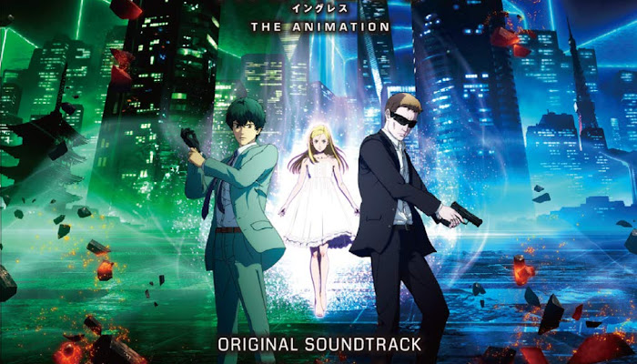 [Download] INGRESS THE ANIMATION ORIGINAL SOUNDTRACK