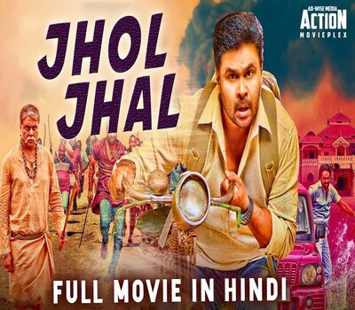 Jhol Jhal (2019) Hindi Dubbed 480p HDRip x264 500MB Movie Download