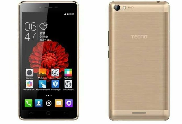 Tecno L8 Plus: Specifications and Price in Nigeria