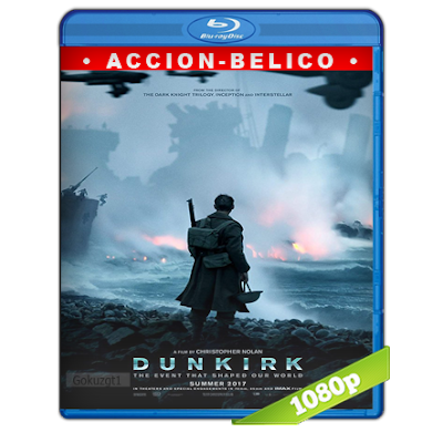Dunkerque (2017) BRRip Full 1080p Audio Trial Latino-Castellano-Ingles 5.1