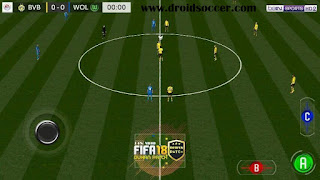 Download FTS 15 Mod FIFA 18 by Duhan Apk + Data Obb