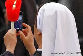 Monja católica da a luz a un niño