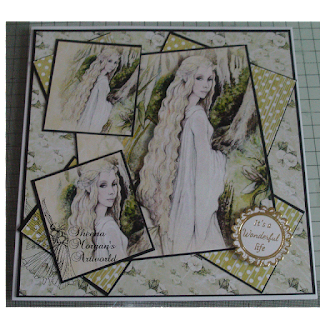 Morgan Fitzsimons, Crafters Companion Flight of Fancy CD