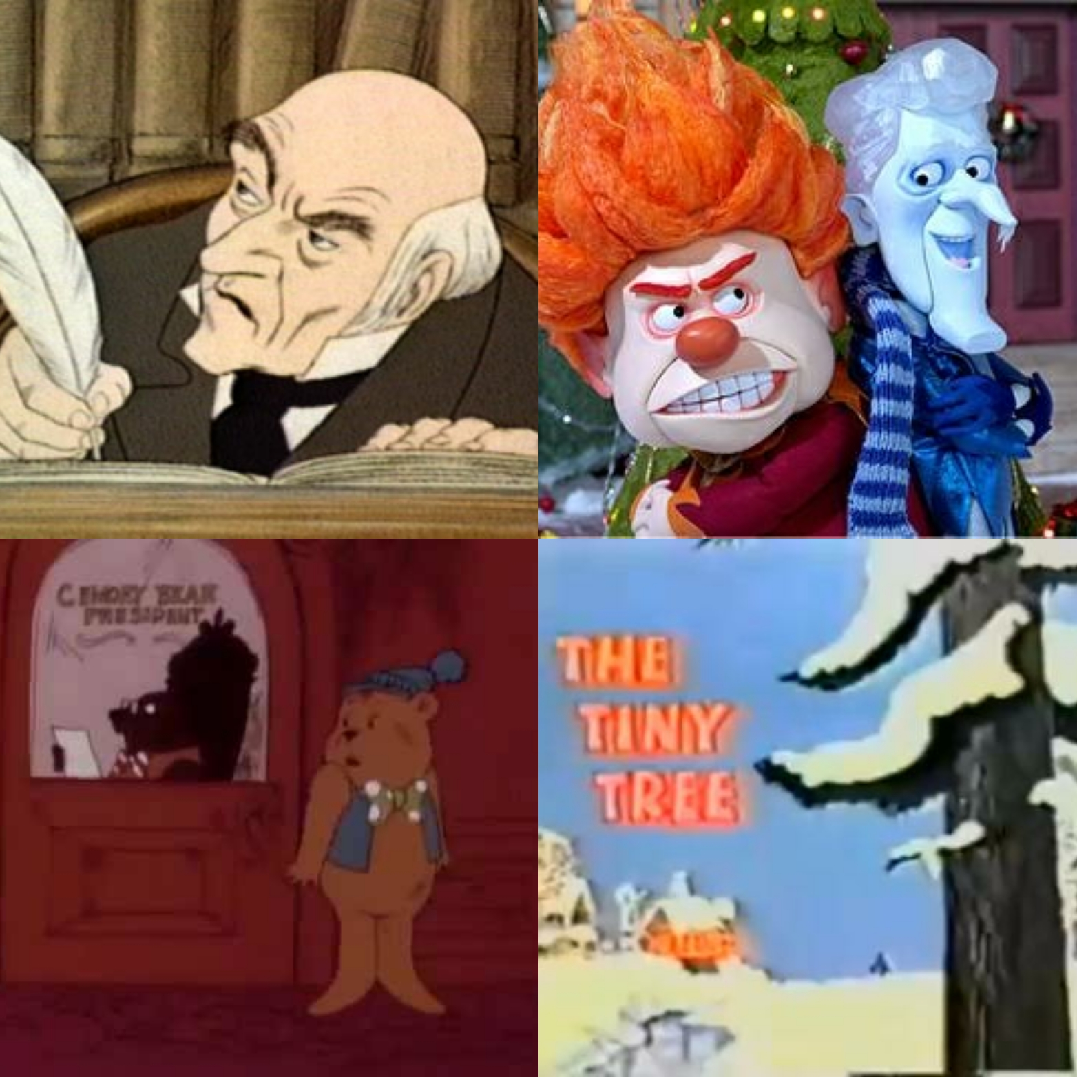animated christmas television specials of the seventies