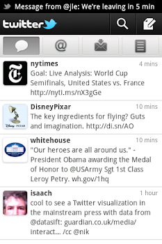TWITTER PARA ANDROID