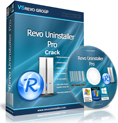 Revo Uninstaller Pro 3.1.5 FINAL + Crack