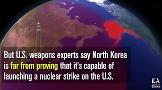 North Korea has made a nuclear weapon small enough to fit on a missile. How worried should the world be?