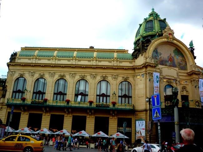 Municipal Building Prague