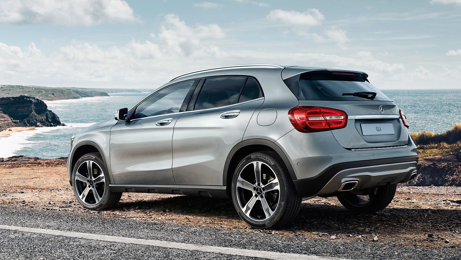 La Nueva Mercedes Benz Gla Style Desembarca En Uruguay Y