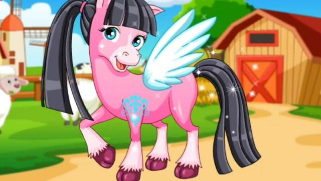 Horse Makeover Game