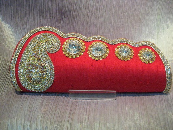 Bridal Fashion Indian Bridal Hand Bags And Purses Images
