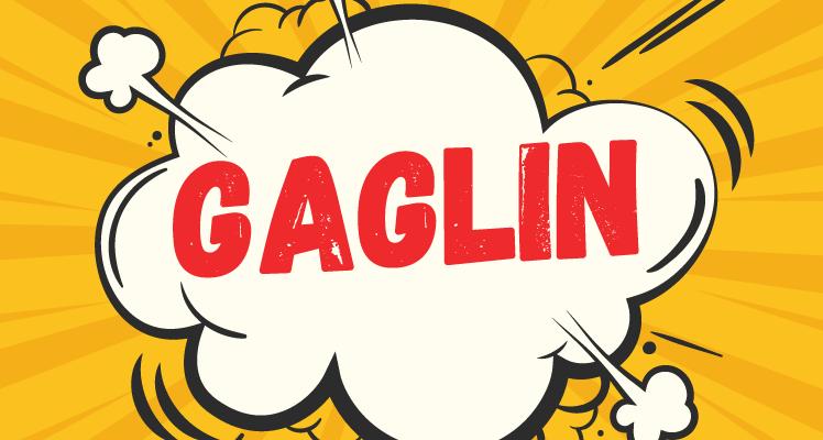 Gagalin Font Preview