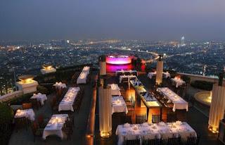 2. Lebua Hotel, Bangkok